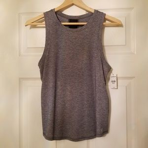 NWT Express Exp Core Tank with Mesh Strip